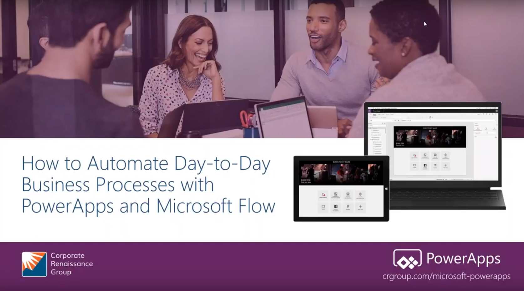 Automate Day-to-Day Business Processes video thumbnail